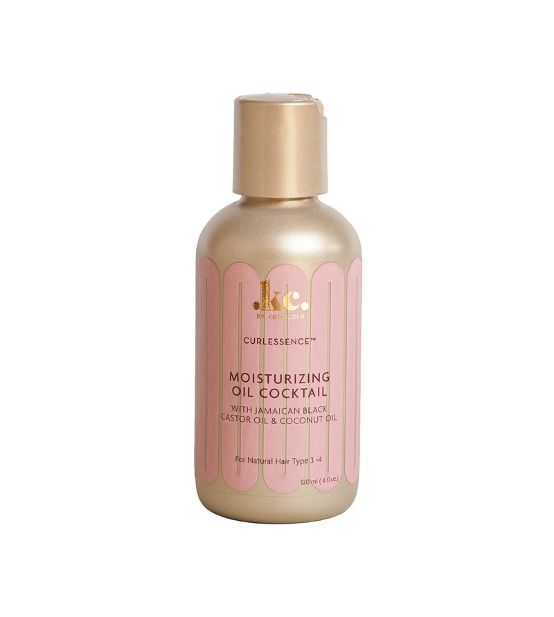 Keracare Curlessence Moisturising Oil Cocktail 120ml - AQ Online
