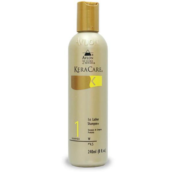 Keracare 1st Lather Shampoo (240ml) - aqnline