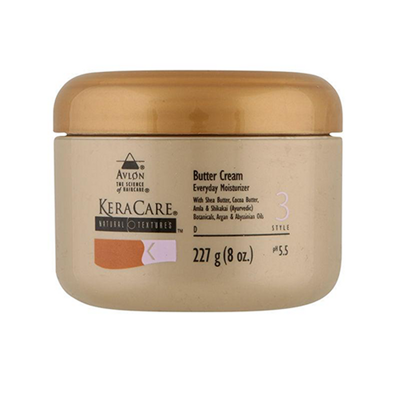 Keracare Natural Textures Butter Cream (227g) - aqnline