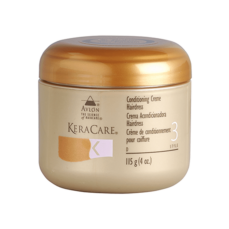 Keracare conditioning creme hairdress (111g) - aqnline