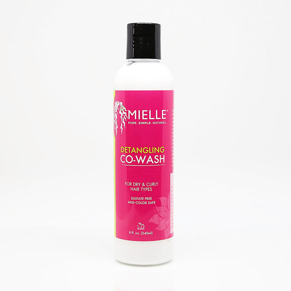 Mielle Organics Detangling Cowash For Dry and Curly Hair Types 8 oz - AQ Online