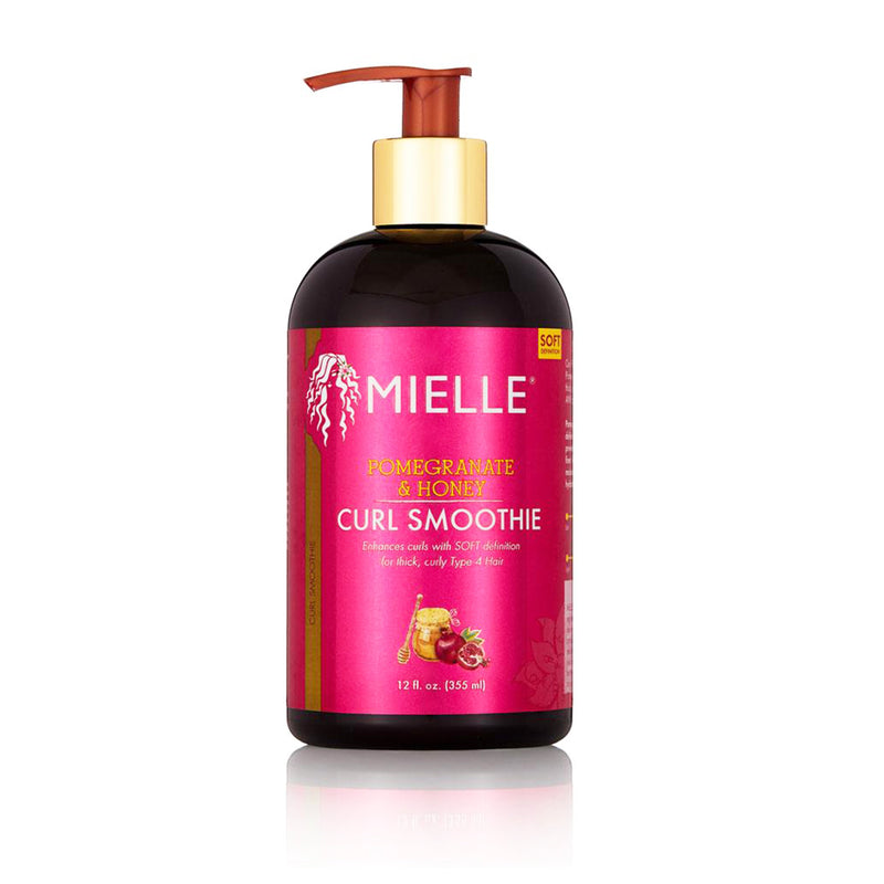 Mielle Pomegranate & Honey Curl Smoothie 12 oz - AQ Online