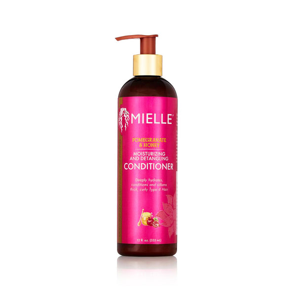 Mielle Pomegranate & Honey Moisturising and Detangling Conditioner 12 oz- AQ Online