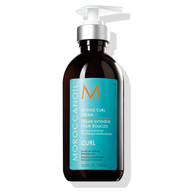 Moroccanoil Intense Curl Cream Leave In Conditioner 300ml - AQ Online