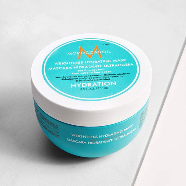 Moroccanoil Light Hydrating Mask 250ml- AQ Online