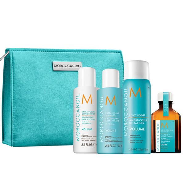 Moroccanoil Volume Takes Flight Gift Set - AQ Online