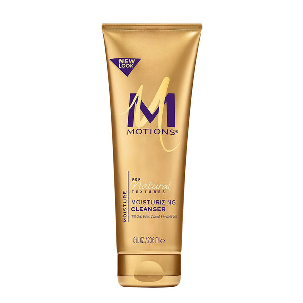 Motions Natural Textures Cleanser 235ml