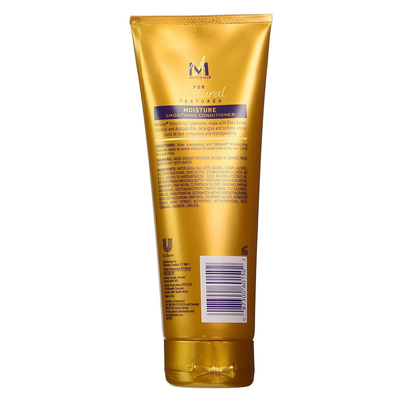 Motions Natural Textures Smoothing Conditioner 235ml
