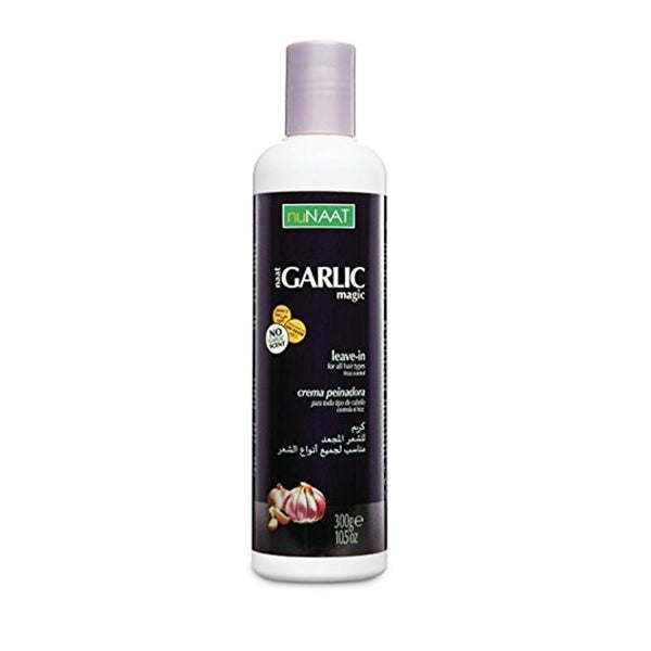 NuNaat Garlic Magic Leave In Conditioner 10.5 oz - AQ Online