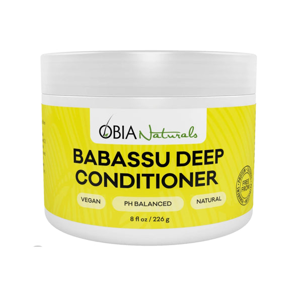 OBIA Naturals Babassu Deep Conditioner - AQ Online