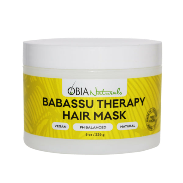 OBIA Naturals Babassu Hair Therapy Mask- AQ Online