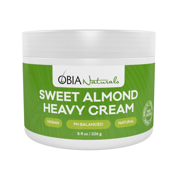 OBIA Naturals Sweet Almond Heavy Cream - AQ Online