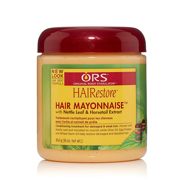 ORS HAIRestore Hair Mayonnaise with Nettle Leaf 16 oz- AQ Online