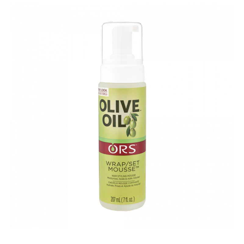 ORS Olive Oil Wrap/Set Mousse - AQ Online