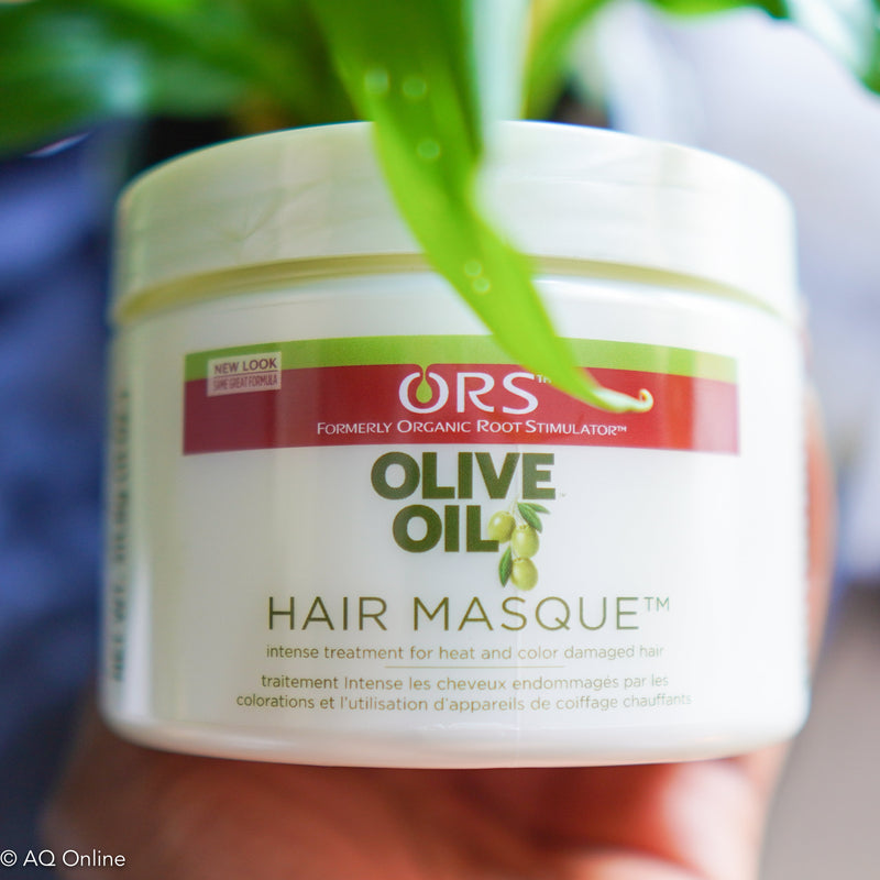 ORS™ Olive Oil Hair Masque Intense Treatment for Heat and Colour Damage 312g- AQ Online