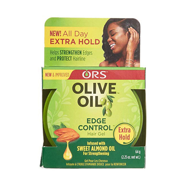 ORS Olive Oil Edge Control Hair Gel 64g