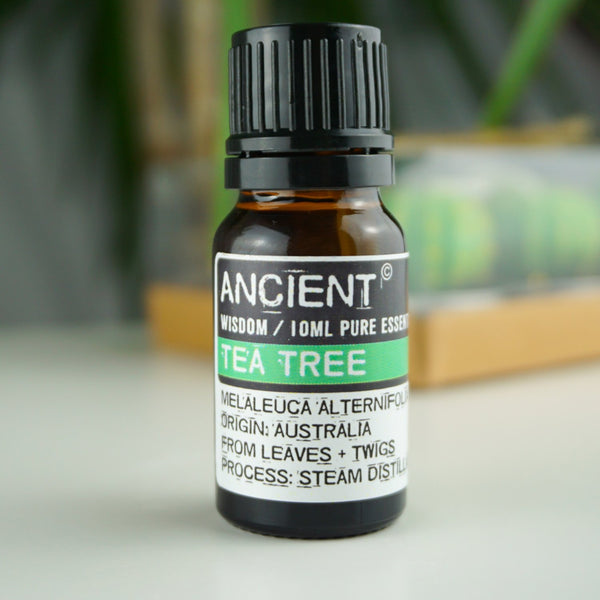 Organic Tea Tree Essential Oil 10ml