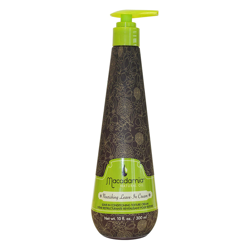 Macadamia Natural Oil Nourishing Leave in Hair Cream 300ml - AQ Online