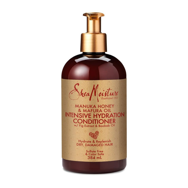 Shea Moisture Manuka Honey & Mafura Oil Intensive Hydration Conditioner 384ml- AQ Online