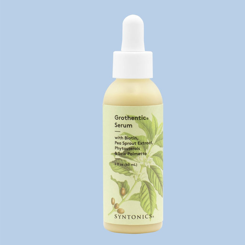 Syntonics Grothentic Serum with Biotion One Month Supply 60ml