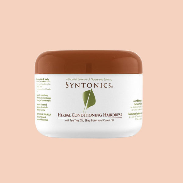 Syntonics Herbal Conditioning Hairdress with Tea Tree Oil, Shea Butter and Carrot Oil