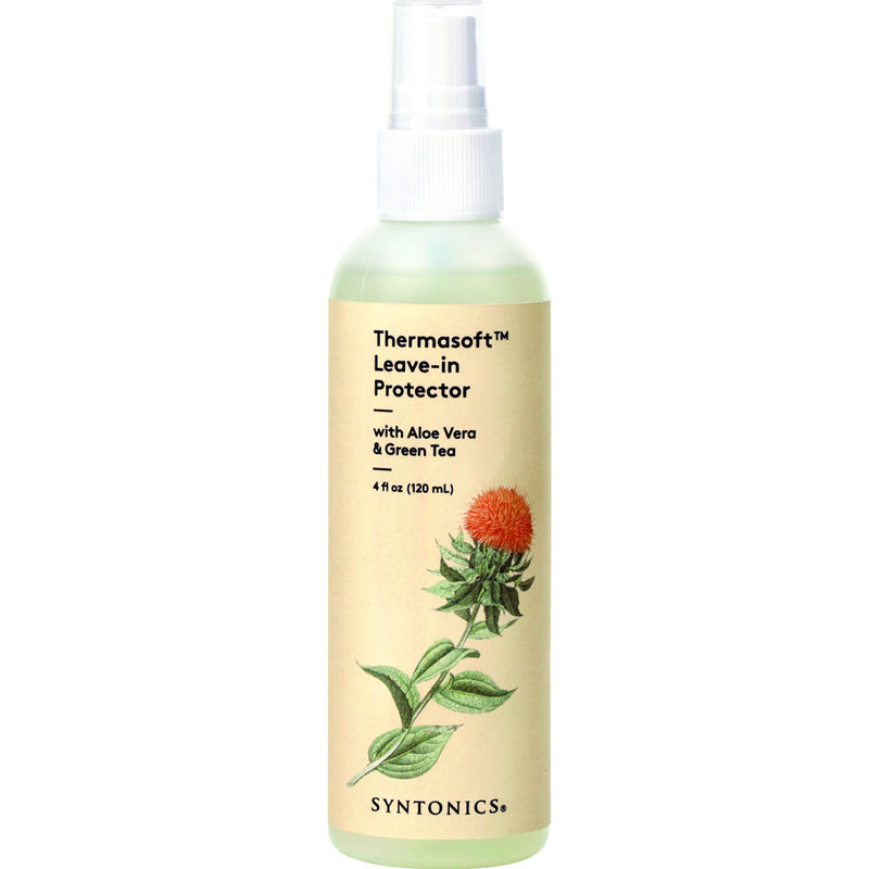 Syntonics Thermasoft Leave in Protector with Aloe Vera & Green Tea 4oz