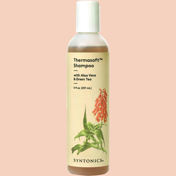 Syntonics Thermasoft Shampoo with Aloe Vera & Green Tea 237 ml