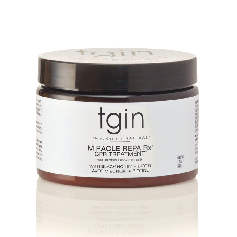 TGIN Miracle Repair Curl Protein Reconstructor 340 g- AQ Online