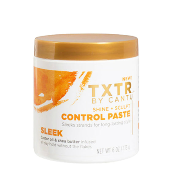 TXTR by Cantu Shine + Sculpt Control Paste 6 oz- AQ Online