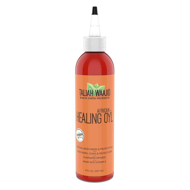 Taliah Waajid Black Earth Products African Healing Oyl 8 oz- AQ Online