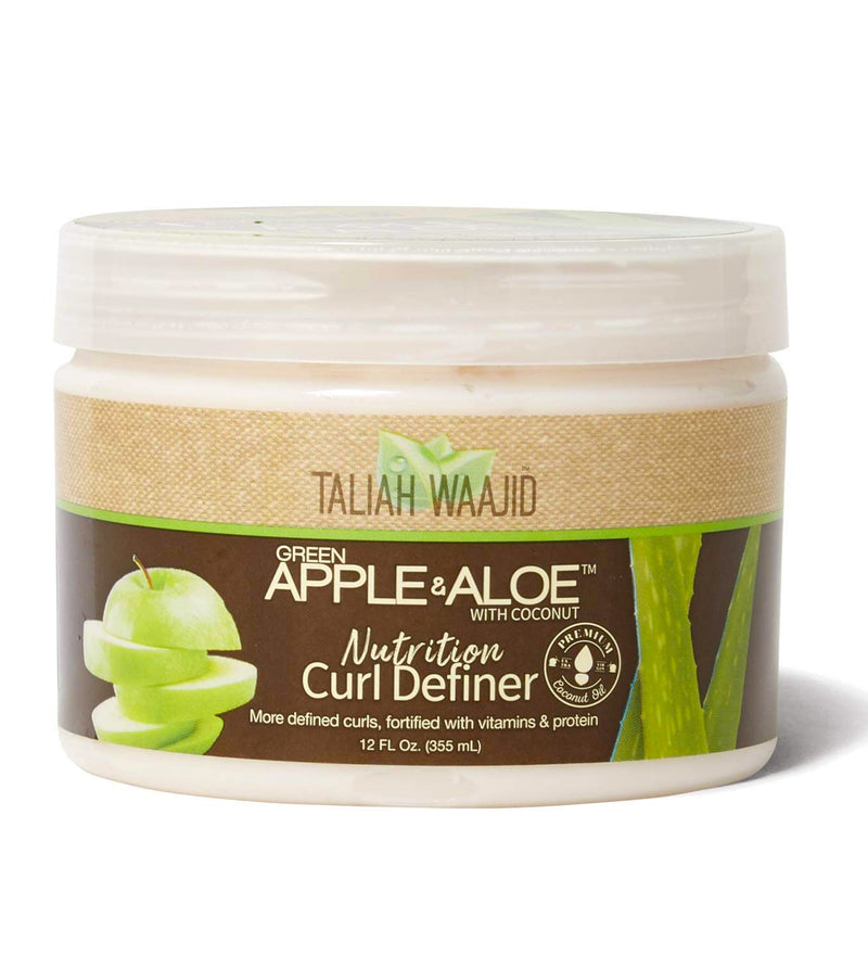 Taliah Waajid Green Apple & Aloe with Coconut Nutrition Curl Definer - AQ Online