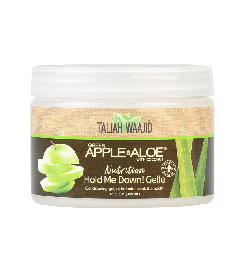 Taliah Waajid Green Apple with Coconut Nutrition Hold Me Down! Gelle - AQ Online