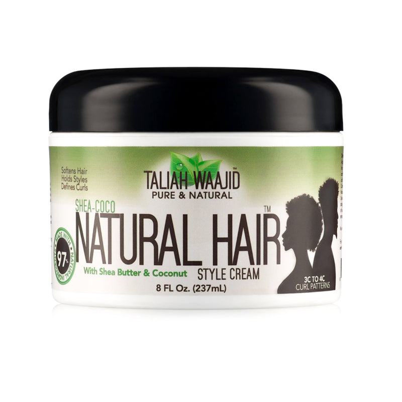 Taliah Waajid Natural Hair Shea - Coco Styling Cream 237ml- AQ Online