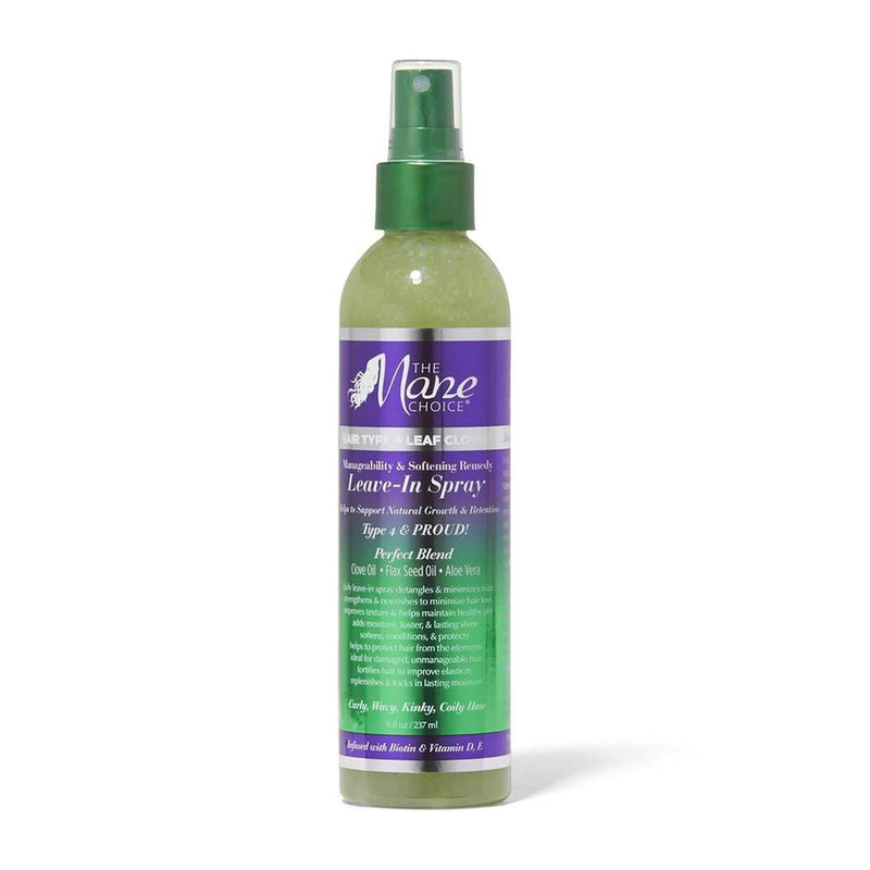 The Mane Choice Hair Type 4 Leaf Clover Leave-In Cream 8 oz