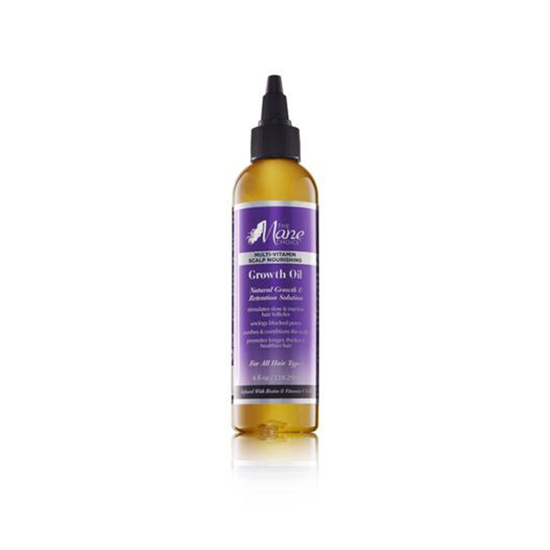 The Mane Choice Multi-Vitamin Scalp Nourishing Growth Oil- AQ Online