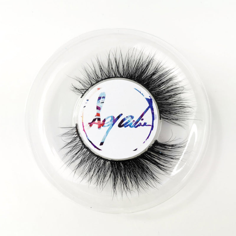 """Wasp"" 3D Mink Eyelashes"