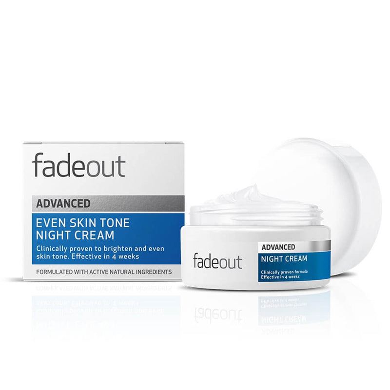 fadeout Advanced Even Skin Tone Night Cream