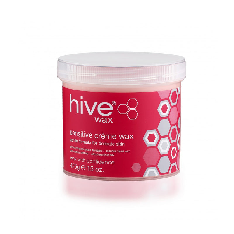 hive Wax Sensitive Creme Wax - AQ Online