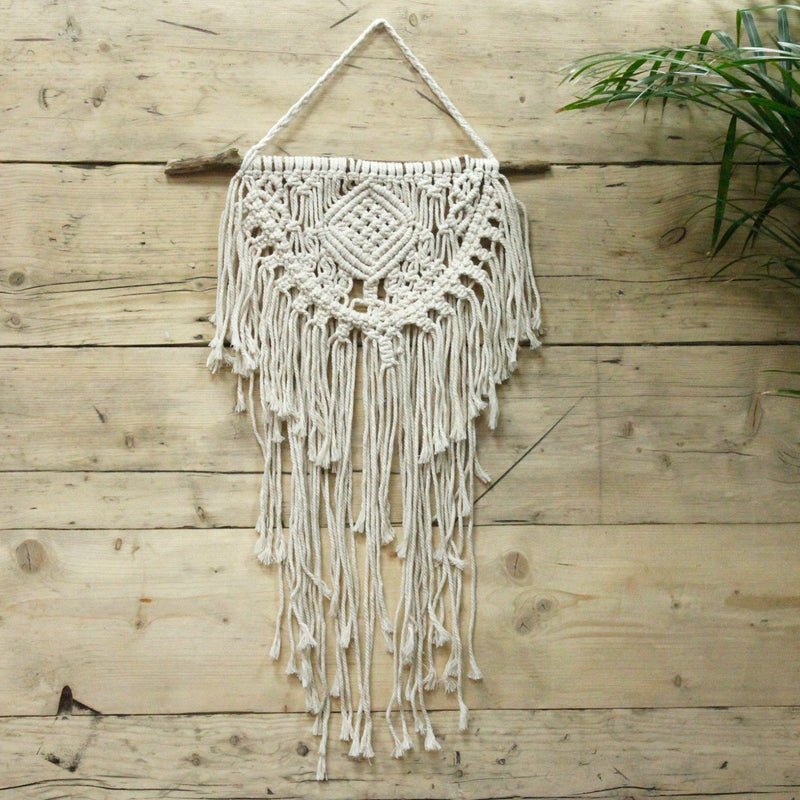 Home & Heart Macrame Wall Hanging - AQ Online