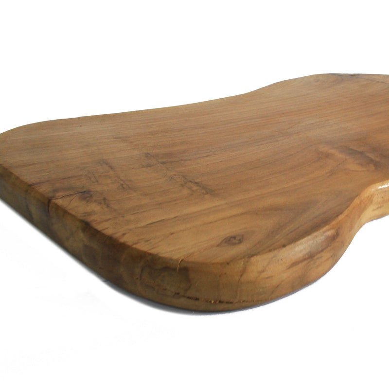 Teak Wood Chopping & Serving Board 30cm - AQ Online