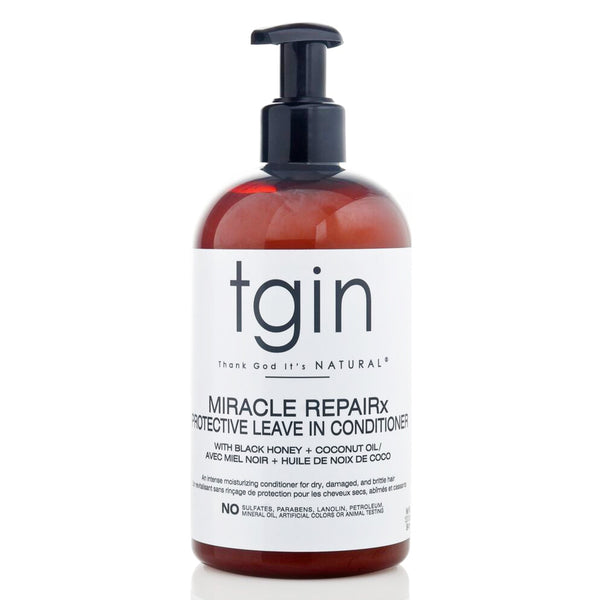 tgin Miracle RepaiRx Protective Leave In Conditioner 12 oz - AQ Online