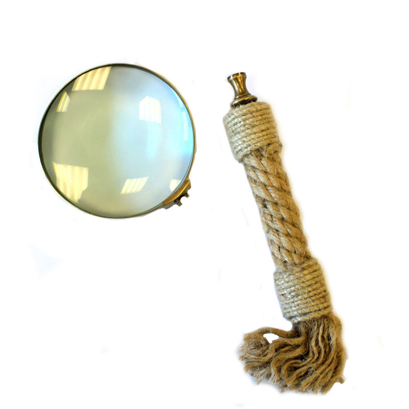 Vintage Rope Handle Magnifying Glasses - AQ Online