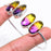 Ametrine Gemstone Jewelry Cuff Bracelet Adjustable RC699