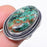 Cuprite Chrysocolla Gemstone Jewelry Ring Size 7 RR148