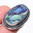 Abalone Shell Gemstone Handmade Jewelry Ring Size 6 RR156
