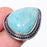 Amazonite Gemstone Handmade Jewelry Ring Size 7 RR186