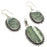 Green Opal Gemstone Handmade Ethnic Jewelry Set RS82