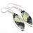 Zebra Jasper Gemstone Handmade Jewelry Earring 2.0 Inches RJ3581