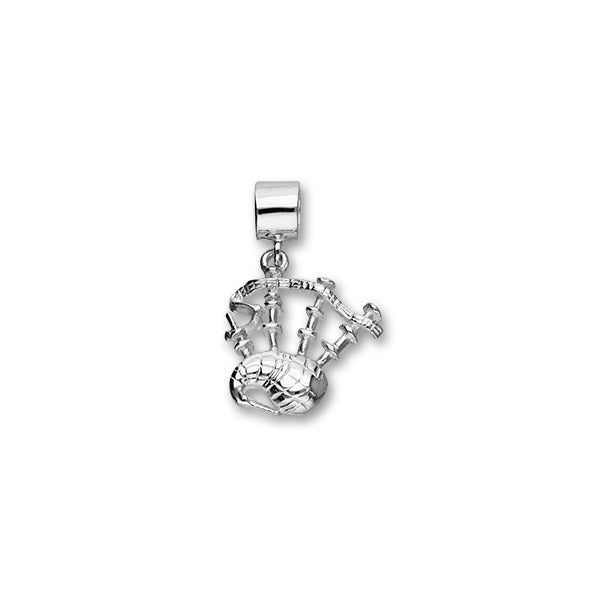 Scottish Silver Charm C19