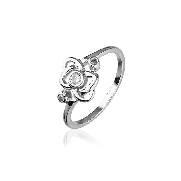 Cupid Silver Ring CR166